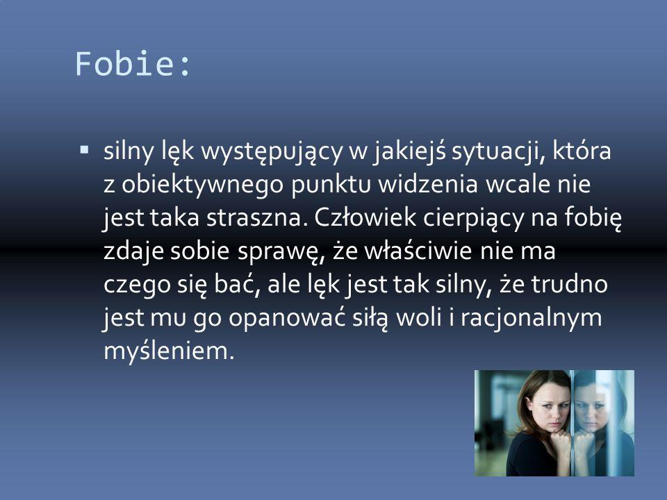 Fobie: