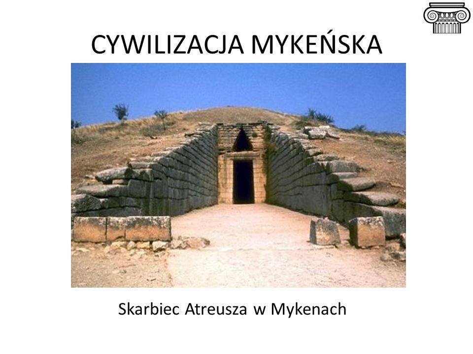 Skarbiec Atreusza w Mykenach