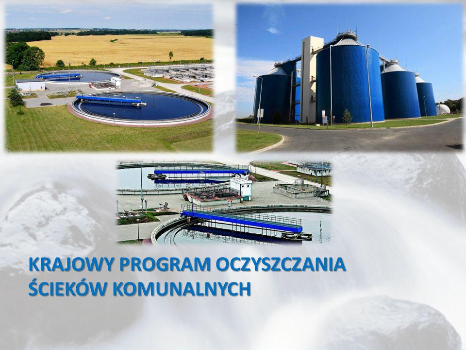 Krajowy program oczyszczania ścieków komunalnych