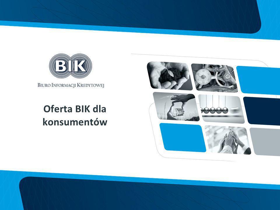 Oferta BIK dla konsumentów