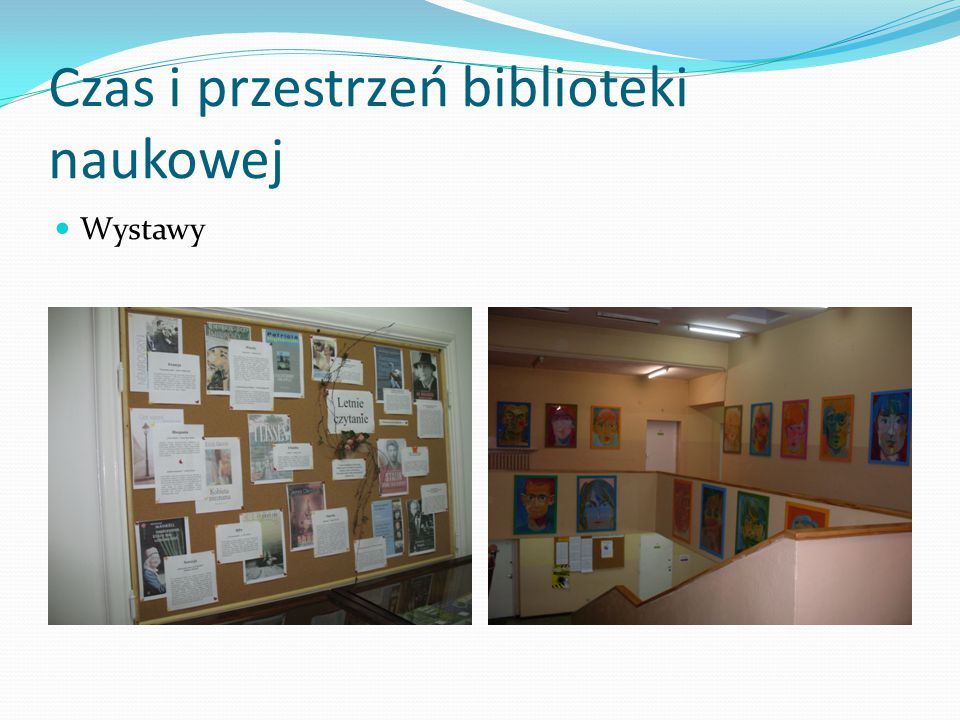 Czas i przestrzeń biblioteki naukowej
