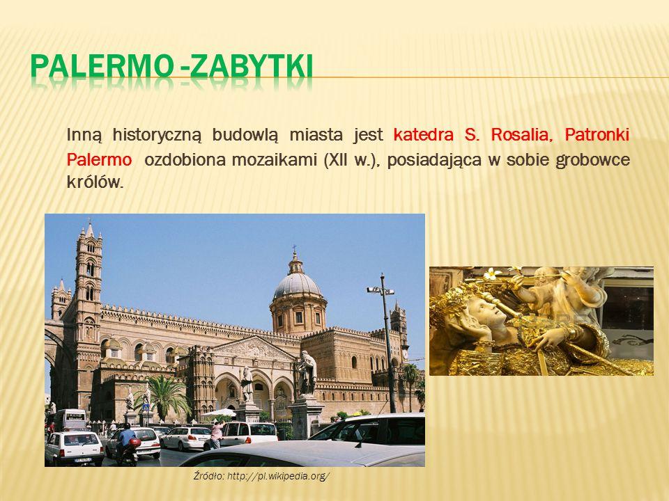 Palermo -zabytki