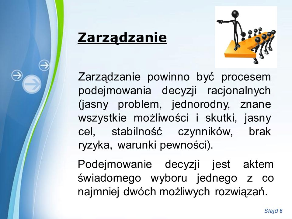 Zarządzanie
