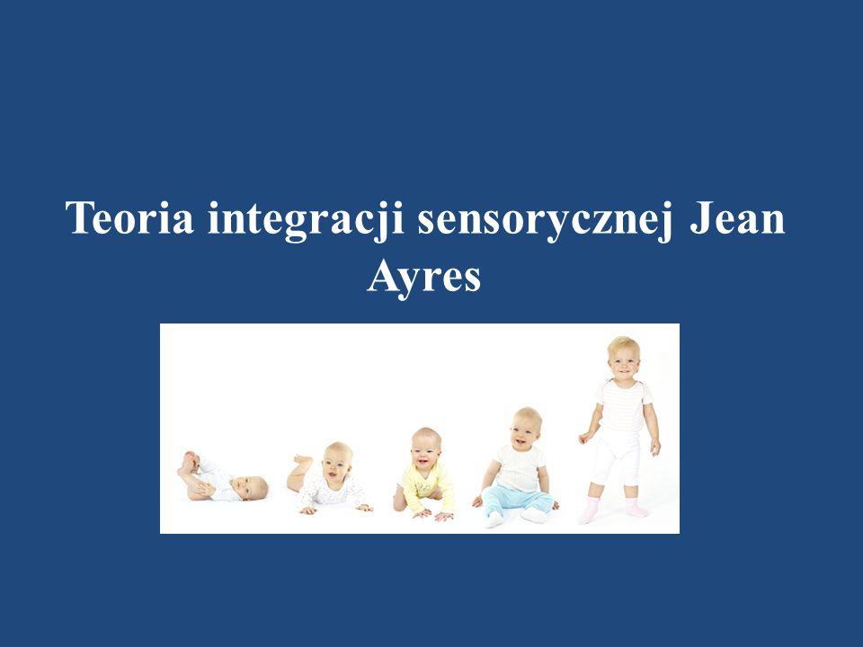 Teoria integracji sensorycznej Jean Ayres