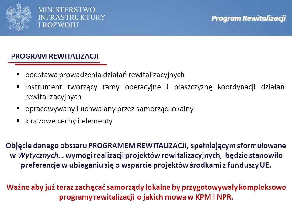 Program Rewitalizacji