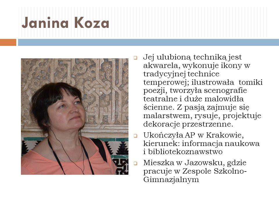 Janina Koza