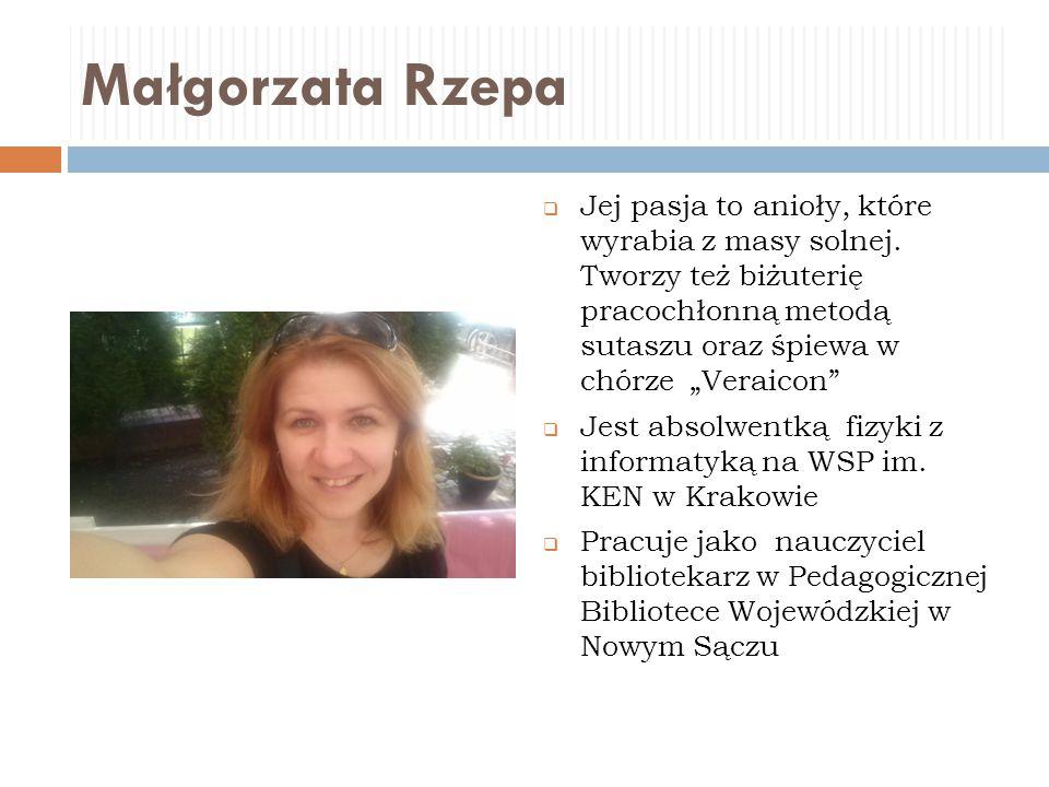 Małgorzata Rzepa