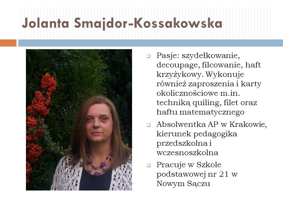Jolanta Smajdor-Kossakowska