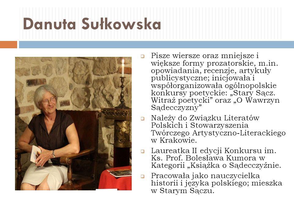 Danuta Sułkowska