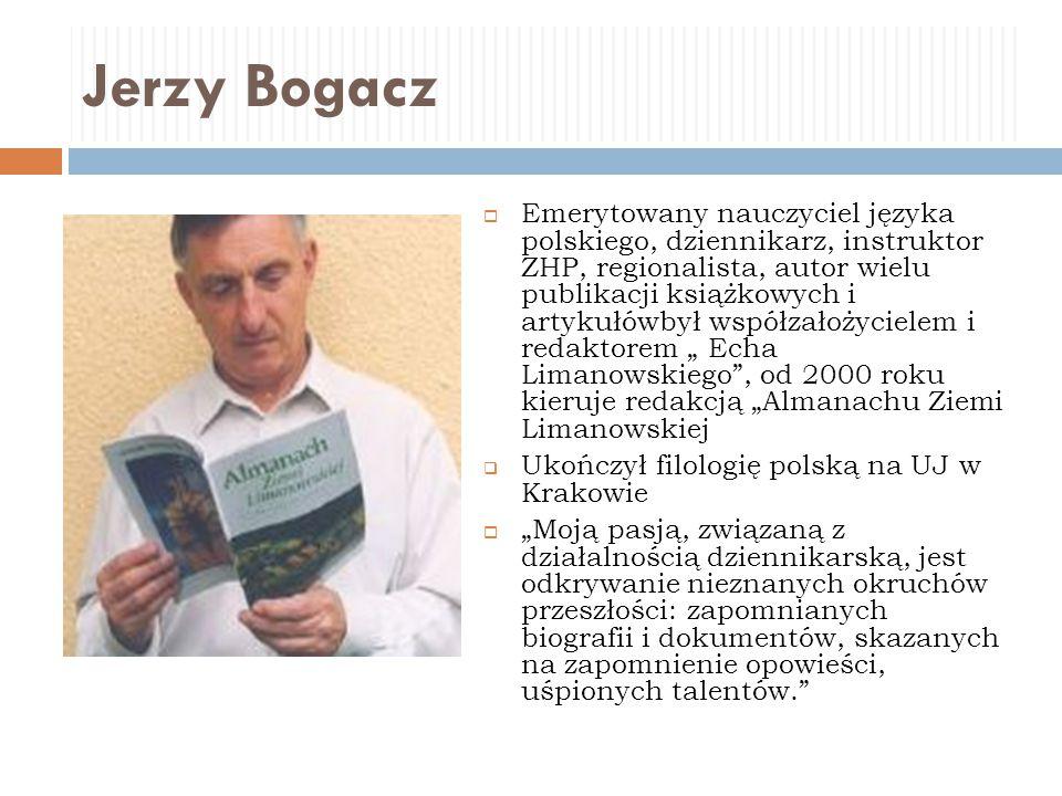 Jerzy Bogacz