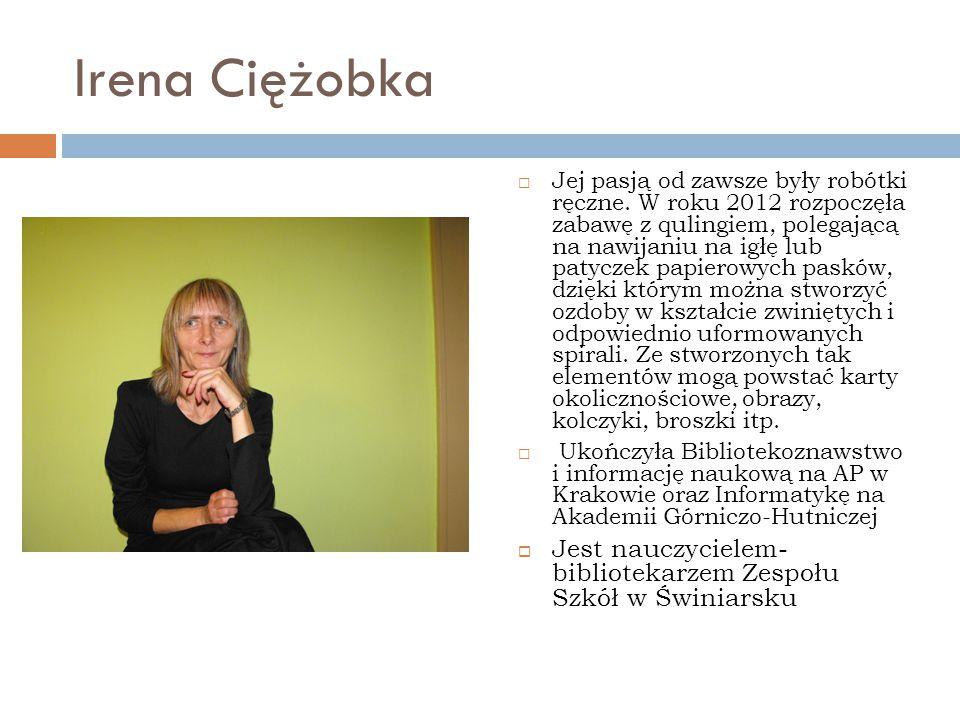 Irena Ciężobka