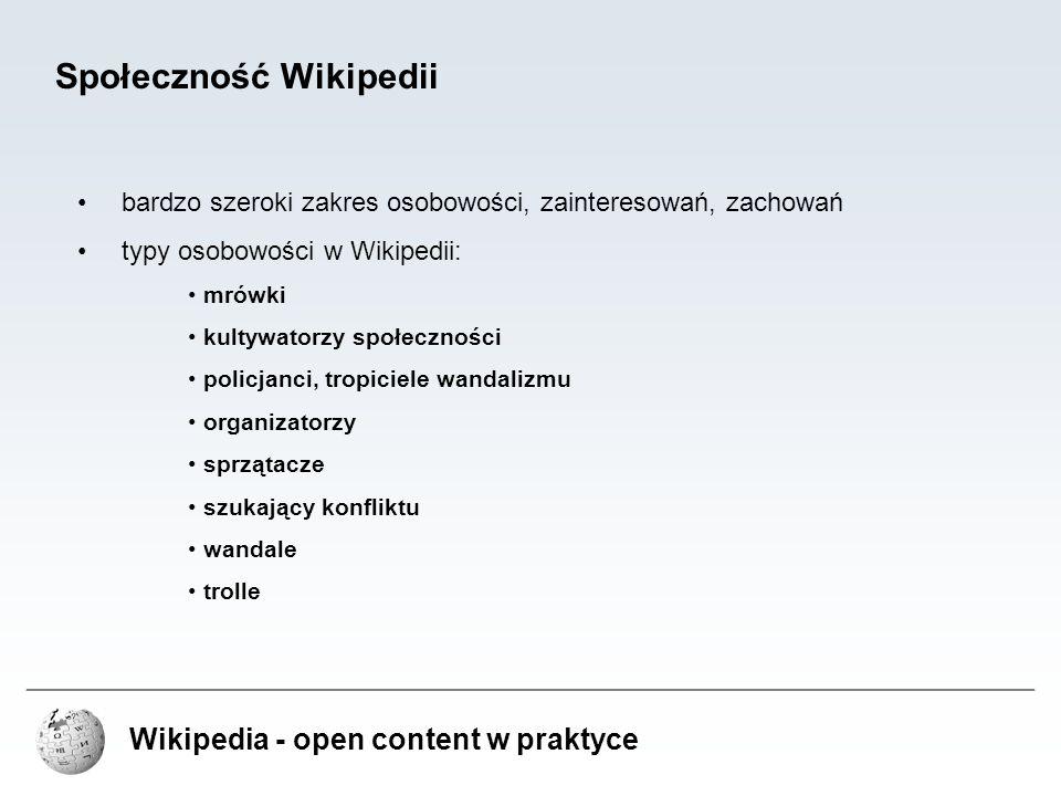 Społeczność Wikipedii