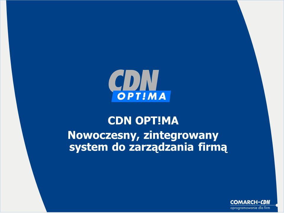 Nowoczesny, zintegrowany system do zarządzania firmą