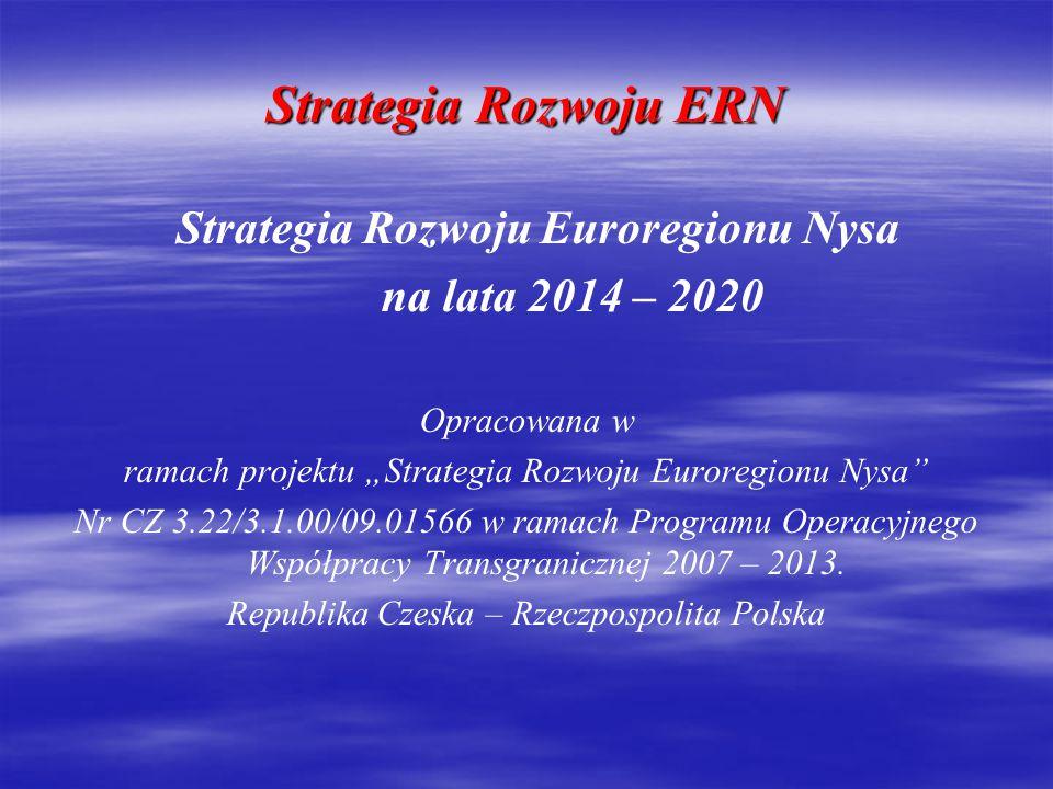 Strategia Rozwoju Euroregionu Nysa