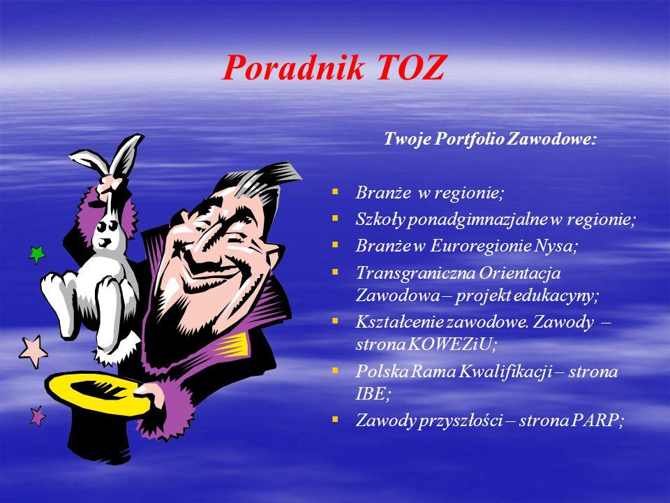 Twoje Portfolio Zawodowe: