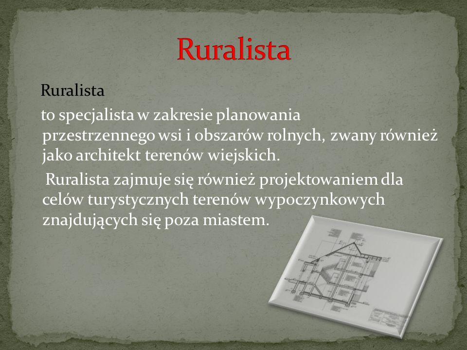 Ruralista