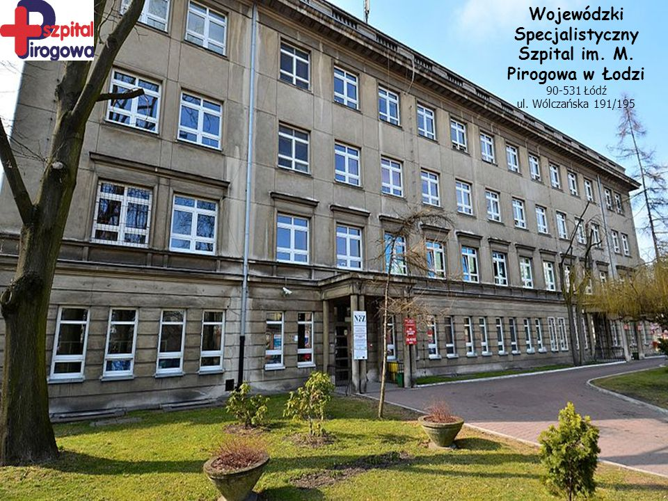 Wojewódzki Specjalistyczny Szpital im. M. Pirogowa w Łodzi