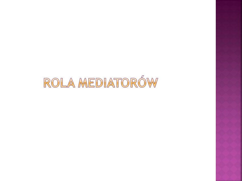 Rola Mediatorów