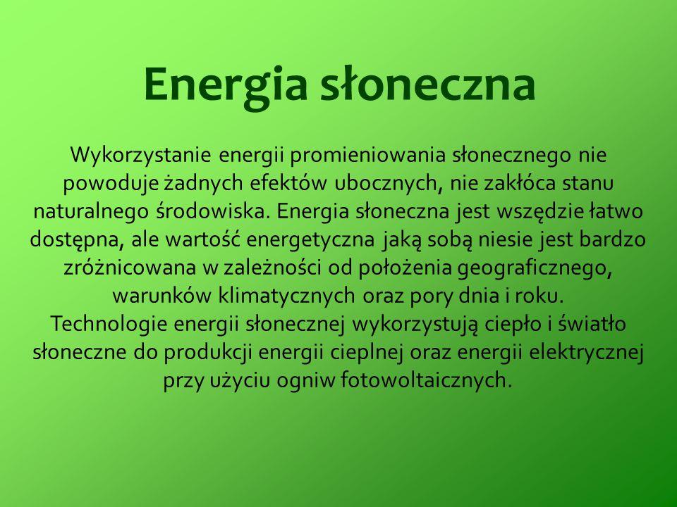 Energia słoneczna