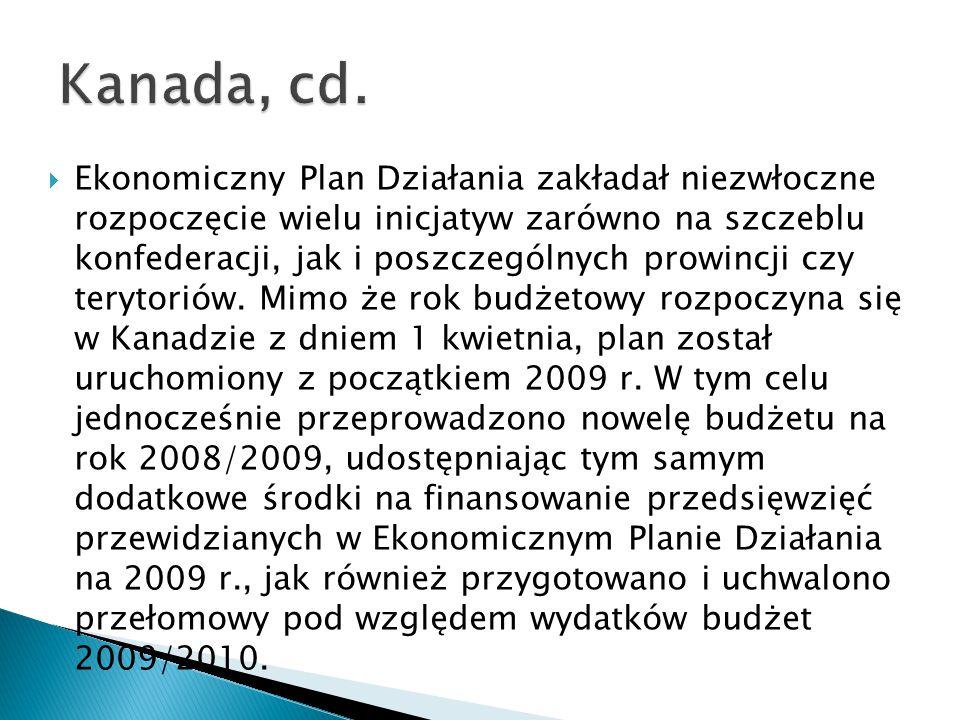 Kanada, cd.