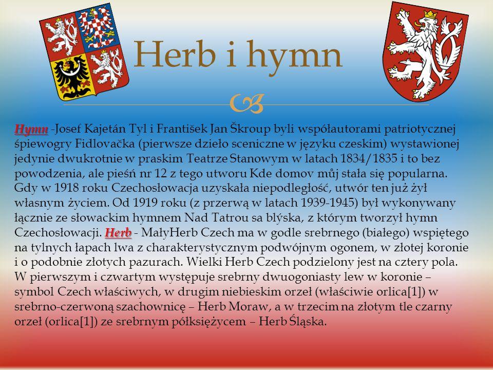Herb i hymn