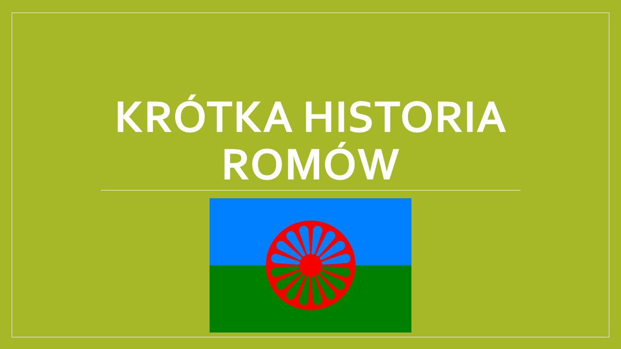 Krótka historia Romów