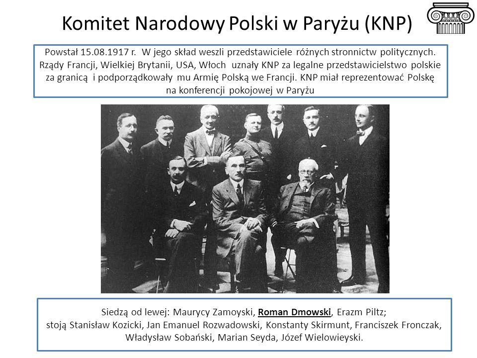 Komitet Narodowy Polski w Paryżu (KNP)