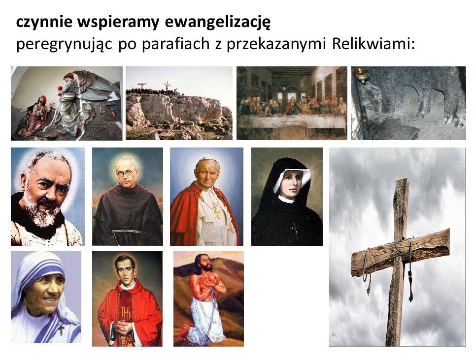 czynnie wspieramy ewangelizację