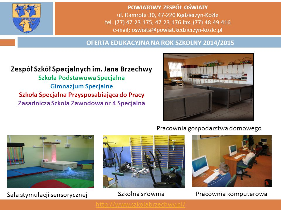 Zespół Szkół Specjalnych im. Jana Brzechwy