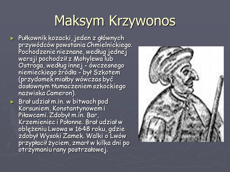 Maksym Krzywonos