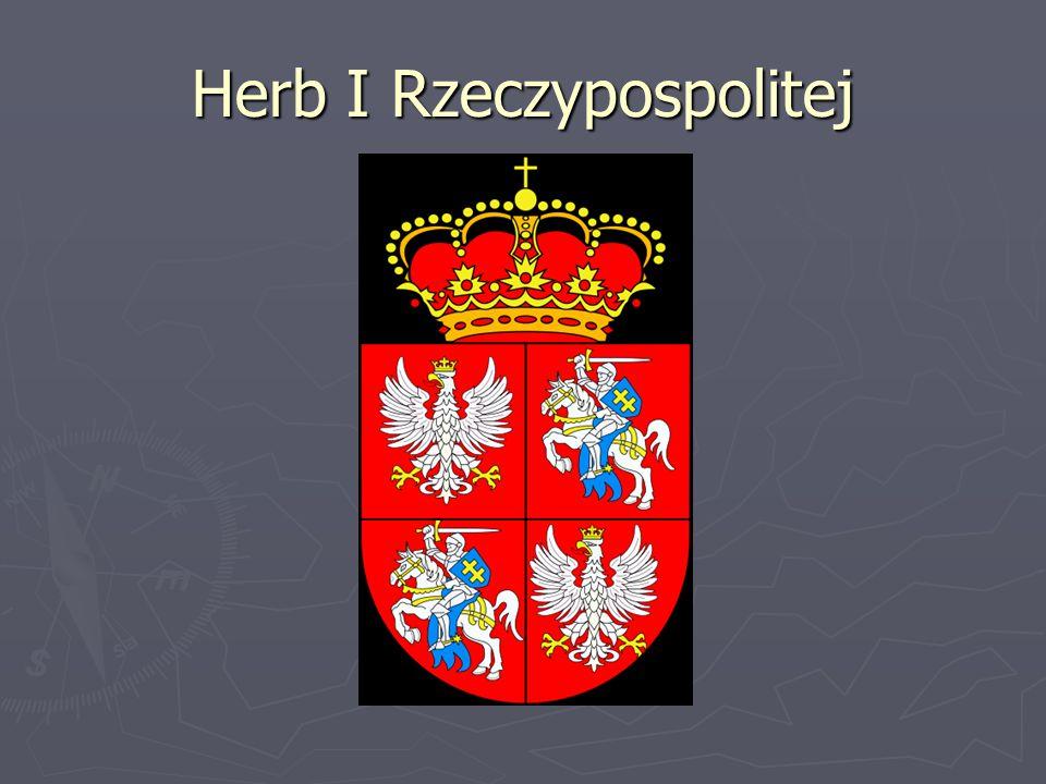 Herb I Rzeczypospolitej