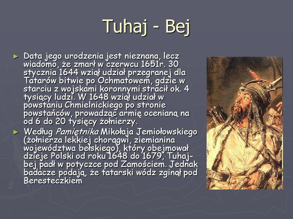 Tuhaj - Bej