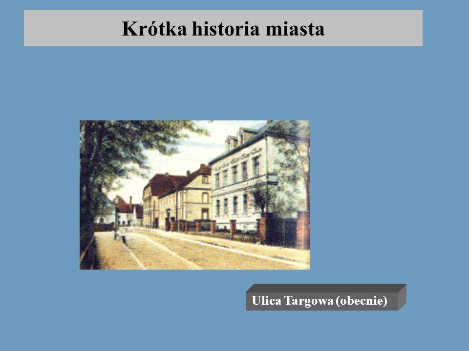Krótka historia miasta