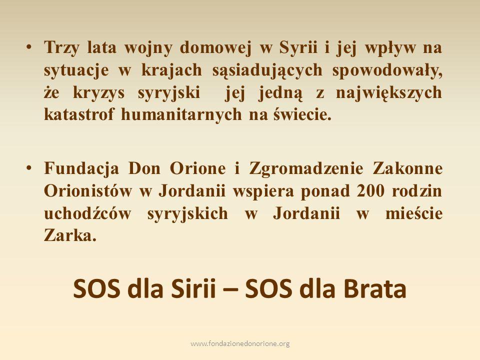 SOS dla Sirii – SOS dla Brata