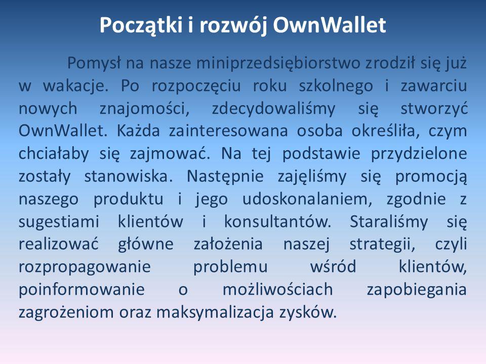 Początki i rozwój OwnWallet