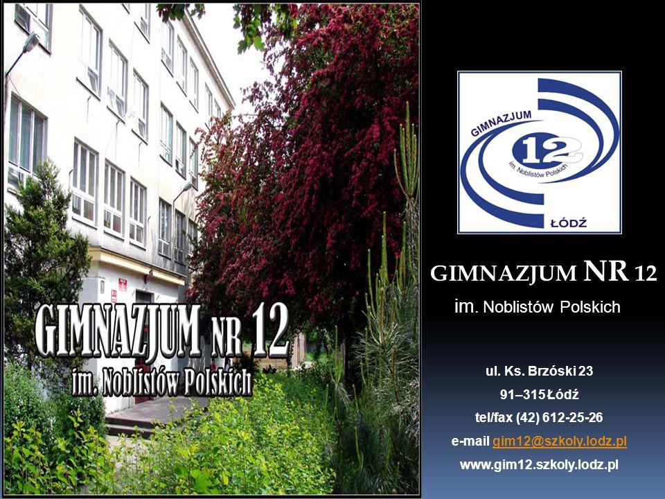 e-mail gim12@szkoly.lodz.pl