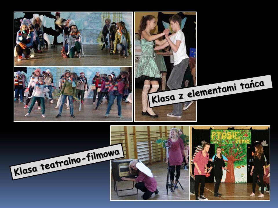 Klasa z elementami tańca