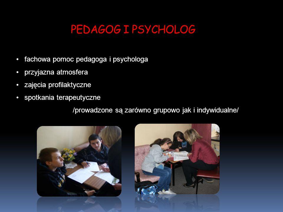 PEDAGOG I PSYCHOLOG fachowa pomoc pedagoga i psychologa