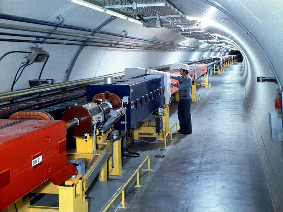 CERN – najbardziej zaawansowany kompleks akceleratorowy na świecie