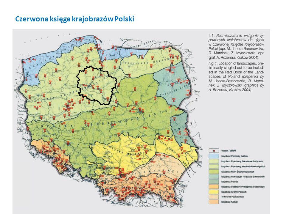 Czerwona księga krajobrazów Polski