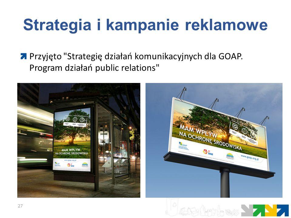 Strategia i kampanie reklamowe