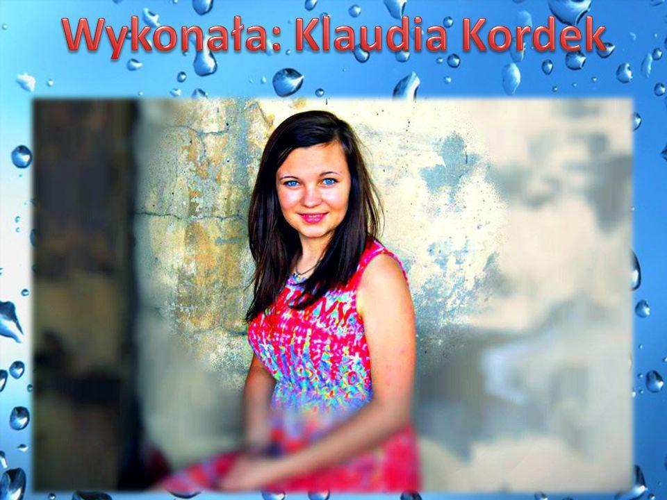 Wykonała: Klaudia Kordek
