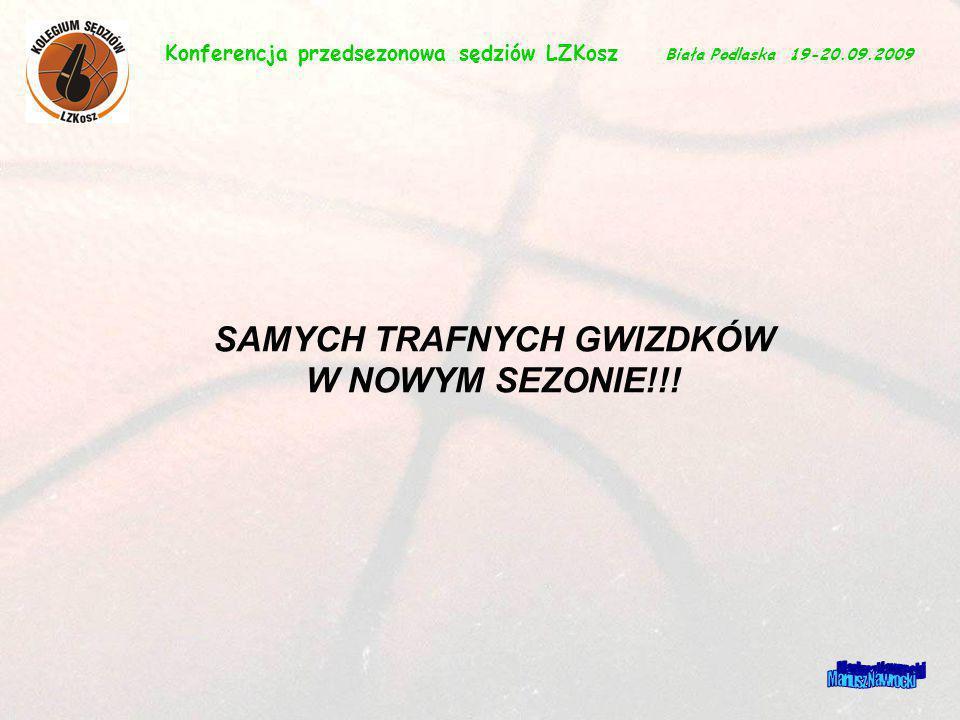 SAMYCH TRAFNYCH GWIZDKÓW W NOWYM SEZONIE!!!