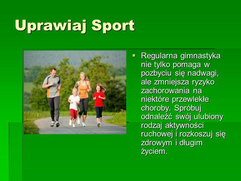 Uprawiaj Sport