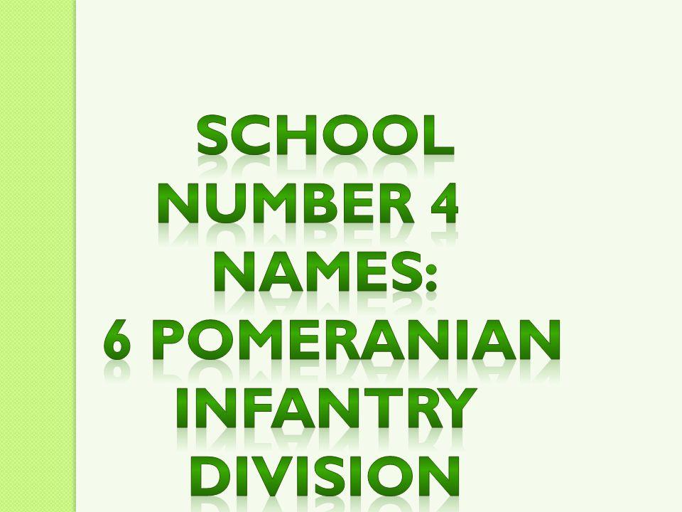 6 POMERANIAN INFANTRY DIVISION