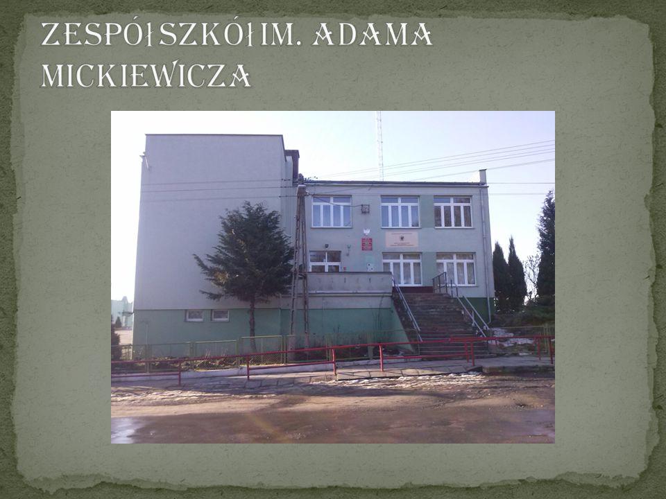 Zespół Szkół im. Adama Mickiewicza