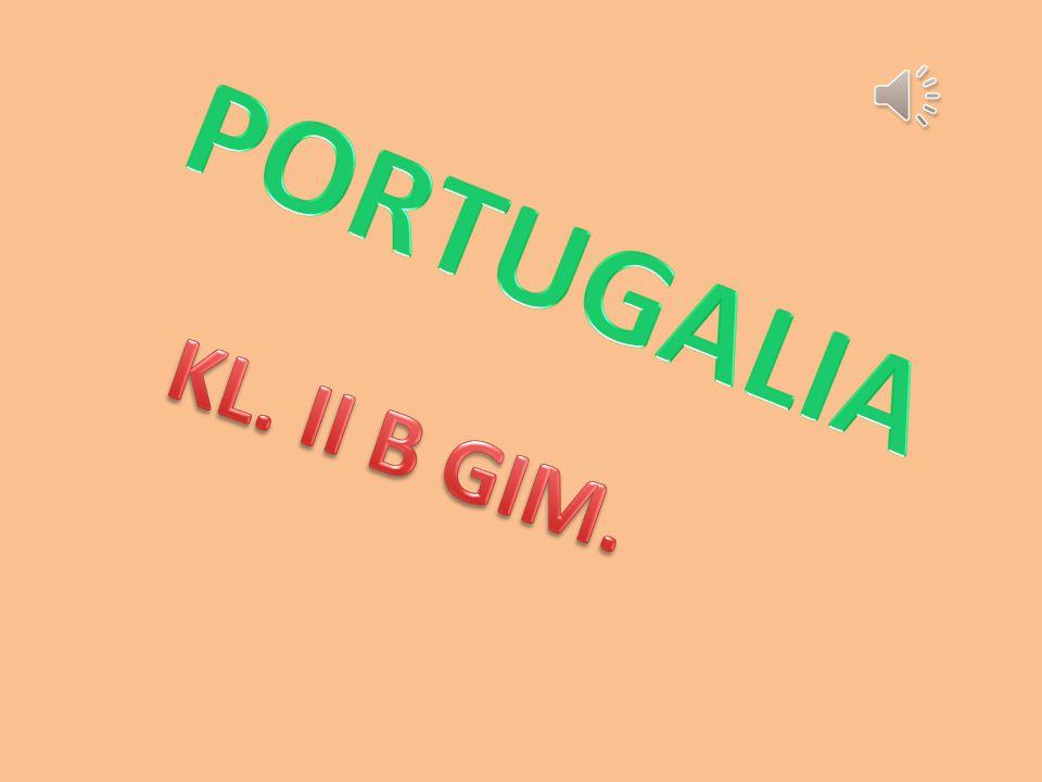 PORTUGALIA KL. II B GIM.