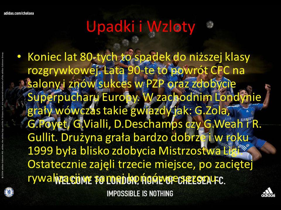 Upadki i Wzloty