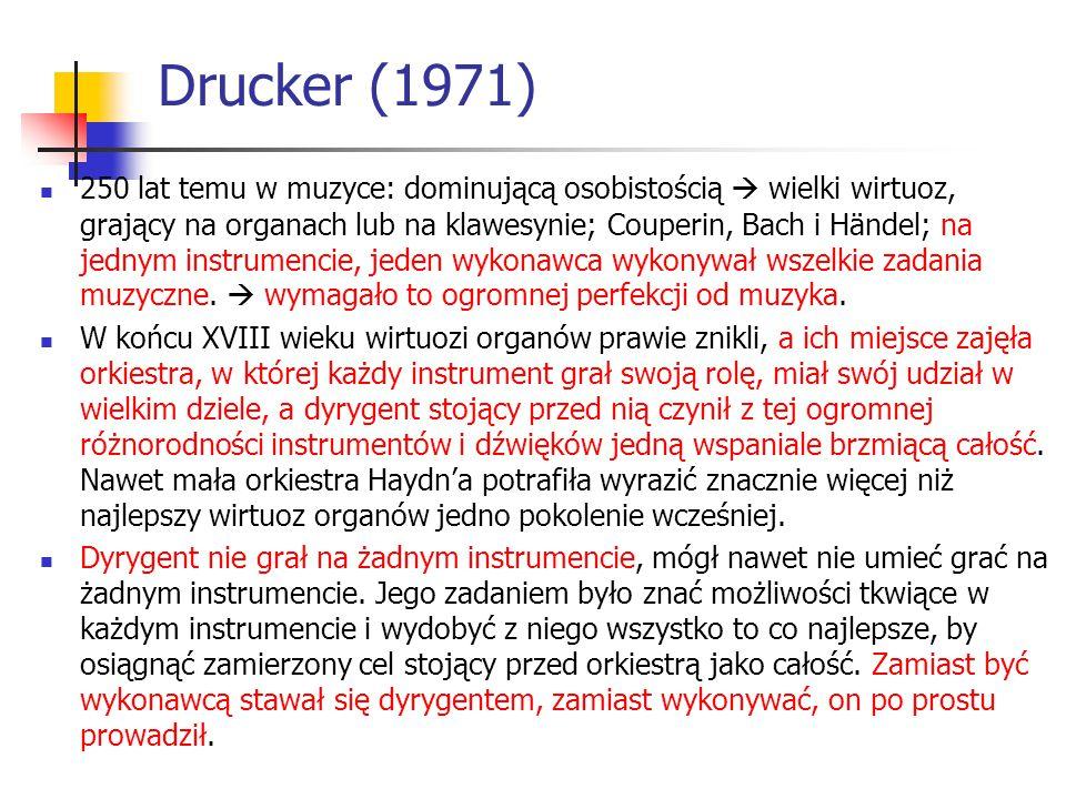 Drucker (1971)
