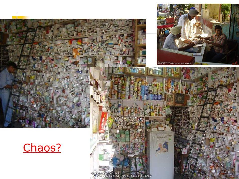 Indyjska apteka Chaos